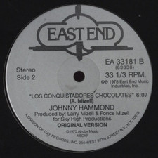 """Johnny Hammond - Los Conquistadores Chocolates - 12"""" Vinyl"""