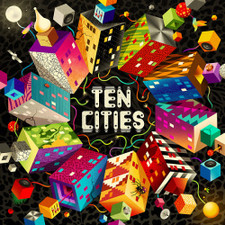 Various Artists - Ten Cities - 3x LP Vinyl