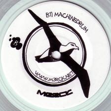 "Various Artists - Remixes Of Ilkae BV3 & BV4 - 2x 7"" Clear Vinyl"