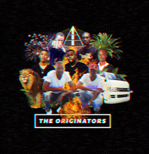 "Various Artists - The Originators - 12"" Vinyl"