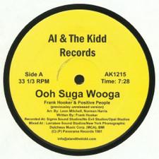 "Frank Hooker & Positive People - Ooh Suga Wooga / This Feeling - 12"" Vinyl"