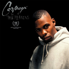 Cormega - The True Meaning - LP Clear Vinyl