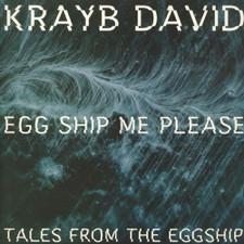 """Krayb David - Eggship Me Please Ep - 12"""" Vinyl"""