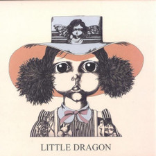 Little Dragon - Little Dragon - LP Vinyl