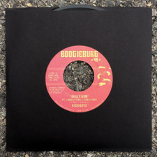 "KidGusto - Gully Son / WOZA Beat - 7"" Vinyl"