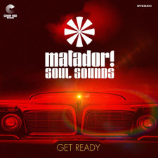 Matador! Soul Sounds - Get Ready - LP Vinyl