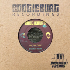 "Basement Freaks - All That Funk! / Calling The Jams - 7"" Vinyl"