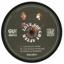 "GU feat Swaylo - Love Sought After - 12"" Vinyl"