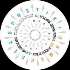 """Tiki Obmar - Seasons Remixed - 12"""" Vinyl"""