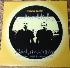 Pseudo Slang - Hardscrabble - LP Vinyl