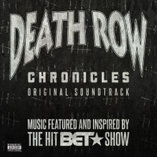 Various Artists - Death Row Chronicles (Original Soundtrack) - 2x LP Clear Vinyl