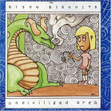 The Disco Biscuits - Uncivilized Area - LP Vinyl