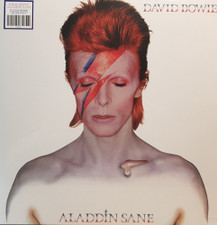 David Bowie - Aladdin Sane (45th Anniversary) - LP Colored Vinyl