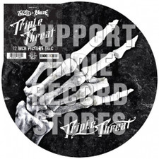 Triple Threat - s/t RSD - LP Picture Disc Vinyl
