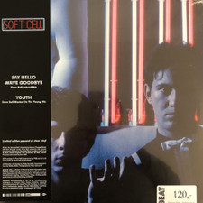 """Soft Cell - Say Hello Wave Goodbye / Youth RSD - 12"""" Clear Vinyl"""