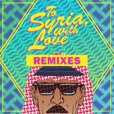 "Omar Souleyman - To Syria, With Love Remixes RSD - 12"" Vinyl"