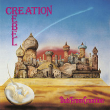 Creation Rebel - Dub From Creation RSD - LP Clear Vinyl
