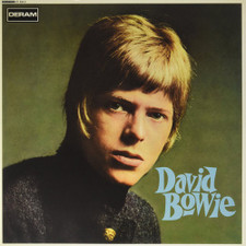 David Bowie - s/t RSD - 2x LP Colored Vinyl