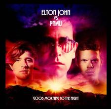 Elton John Vs Pnau - Good Morning To The Night RSD - LP Clear Vinyl