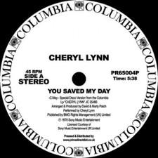 """Cheryl Lynn - You Saved My Day / Got To Be Real RSD - 12"""" Vinyl"""