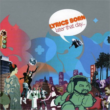 Lyrics Born - Later That Day RSD - 2x LP Vinyl