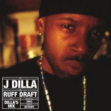 J Dilla - Ruff Draft: Dilla's Mix RSD - 2x LP Vinyl