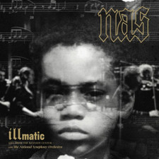 Nas - Illmatic: Live From The Kennedy Center RSD - 2x LP Vinyl