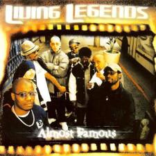 Living Legends - Almost Famous RSD - 2x LP Picture Disc Vinyl