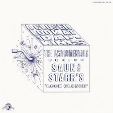 The Dap-Kings - A Closer Looks At The Dap-Kings: Instrumentals for Saun & Starr's Look Closer RSD - LP Colored Vinyl