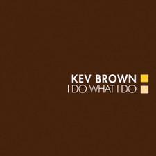 Kev Brown - I Do What I Do - 2x LP Colored Vinyl
