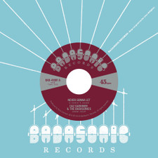 "Caz Gardiner & The Badasonics - Never Gonna Let / Tic Tac Toe - 7"" Vinyl"
