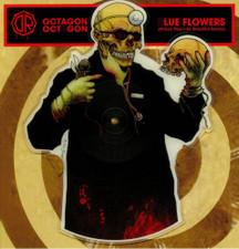"""Dr. Octagon - Octagon Octagon / Blue Flowers - 12"""" Picture Disc Vinyl"""