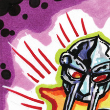 "MF Doom - The Time We Faced Doom / Doomsday - 7"" Vinyl"