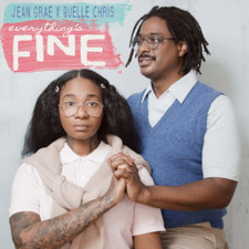 Jean Grae & Quelle Chris - Everything's Fine - 2x LP Vinyl