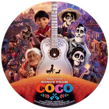 Various Artists - Songs From Coco (Original Motion Picture Soundtrack) - LP Picture Disc Vinyl