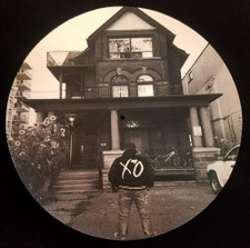 The Weeknd - Spencer Street House - Single Slipmat