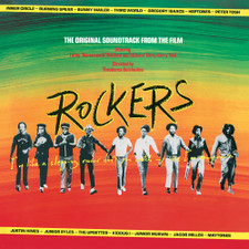 Various Artists - Rockers (Original Soundtrack) - LP Colored Vinyl