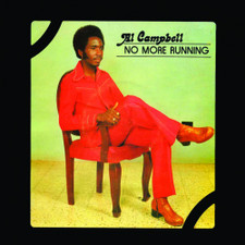 Al Campbell - No More Running - LP Vinyl