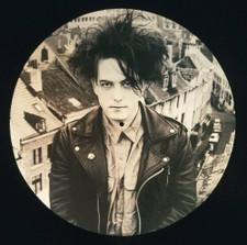 The Cure - Robert Smith - Single Slipmat