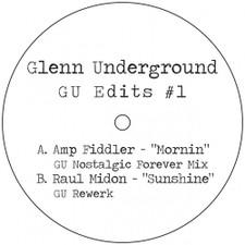 """Glenn Underground - GU Edits #1 - 12"""" Vinyl"""