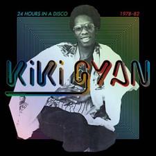 Kiki Gyan - 24 Hours In A Disco 1978-82 - 2x LP Vinyl