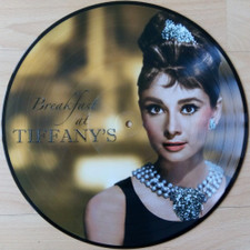 Henry Mancini - Breakfast At Tiffany's (Music From The Motion Picture Score) - LP Picture Disc Vinyl