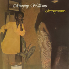 Murphy Williams - She Is My Woman - LP Vinyl