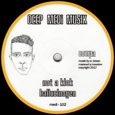 """Compa - Not A Kick - 12"""" Vinyl"""