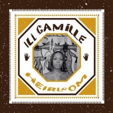 Ill Camille - Heirloom - 2x LP Vinyl