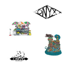 """Onyx Collective - Fruit Stand - 7"""" Vinyl"""