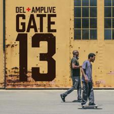 Del & Amp Live - Gate 13 - 2x LP Vinyl