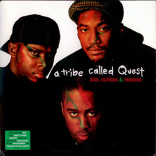 A Tribe Called Quest - Hits, Rarities, & Remixes - 2x LP Vinyl