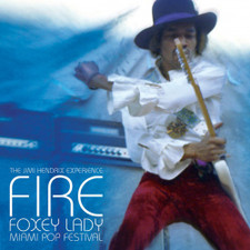 "The Jimi Hendrix Experience - Fire / Foxey Lady (Miami Pop Festival) RSD - 7"" Vinyl"