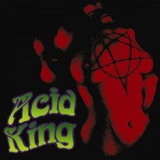 "Acid King - Free/Down Crown - 12"" Vinyl"